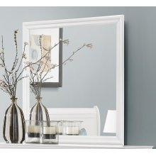 Bianco White LP Mirror