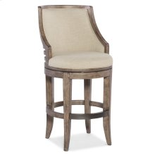 Dining Room Lainey Transitional Barstool