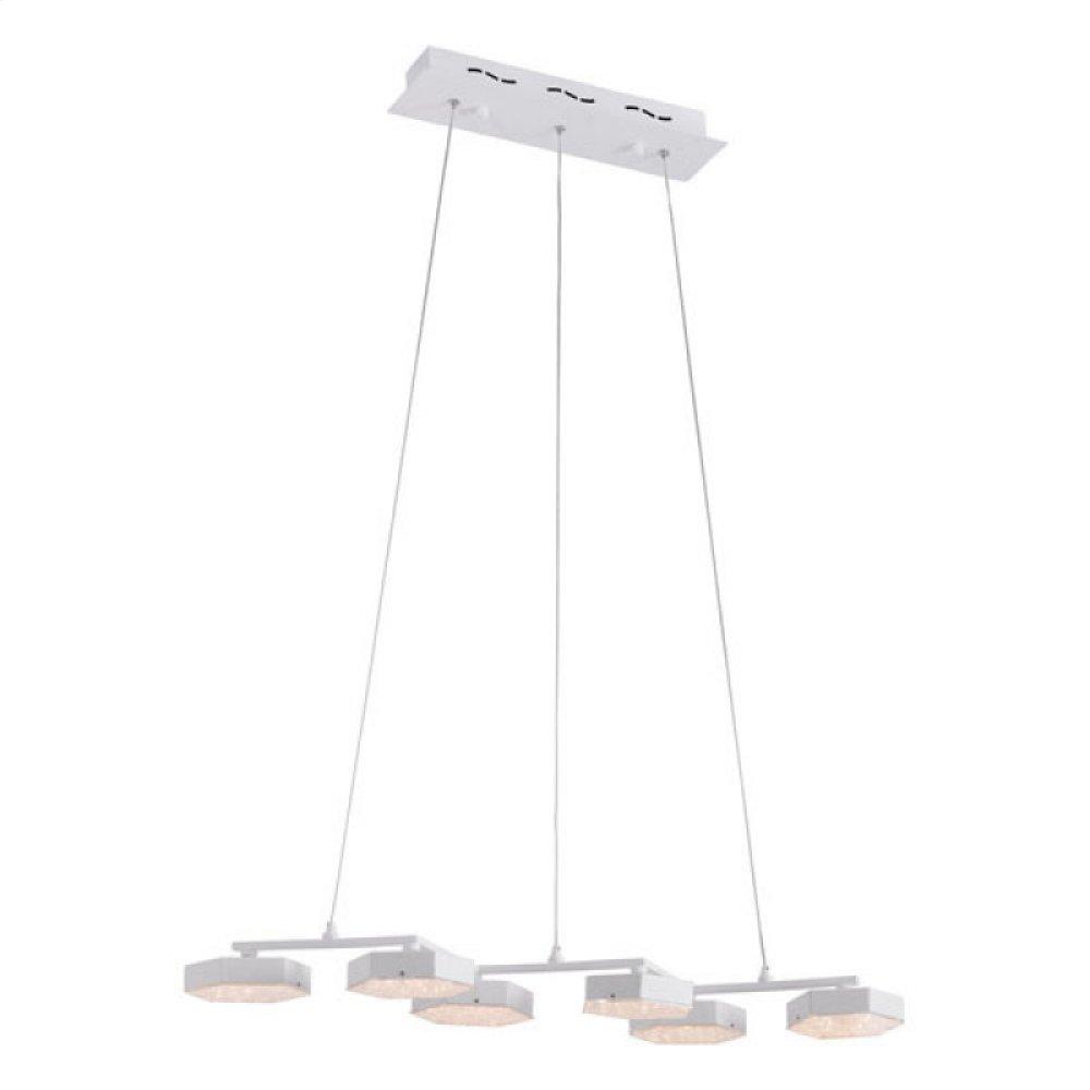 Dunk Ceiling Lamp White