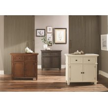 Caramel Accent Console