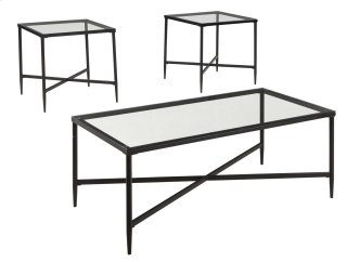 Augeron 3 Piece Table Set
