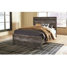 Wynnlow - Gray 2 Piece Bed Set (Queen)