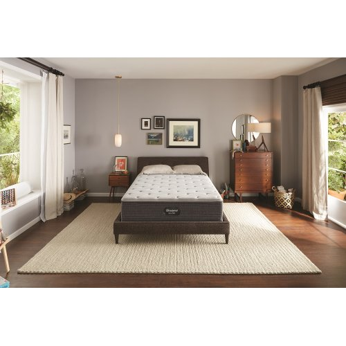 Beautyrest Silver - BRS900 - Plush - Cal King
