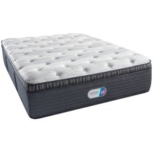 BeautyRest - Platinum - Haven Pines - Luxury Firm - Pillow Top - Cal King