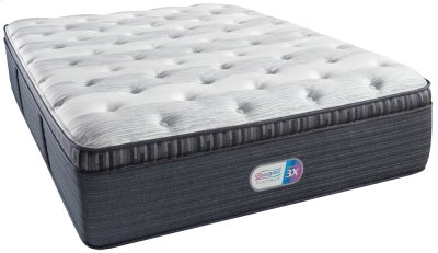 BeautyRest - Platinum - Haddock Meadow - Luxury Firm - Pillow Top - Queen Product Image