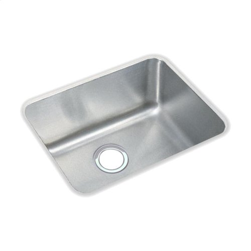 "Elkay Lustertone Classic Stainless Steel 20-1/2"" x 16-1/2"" x 7-7/8"", Single Bowl Undermount Sink"