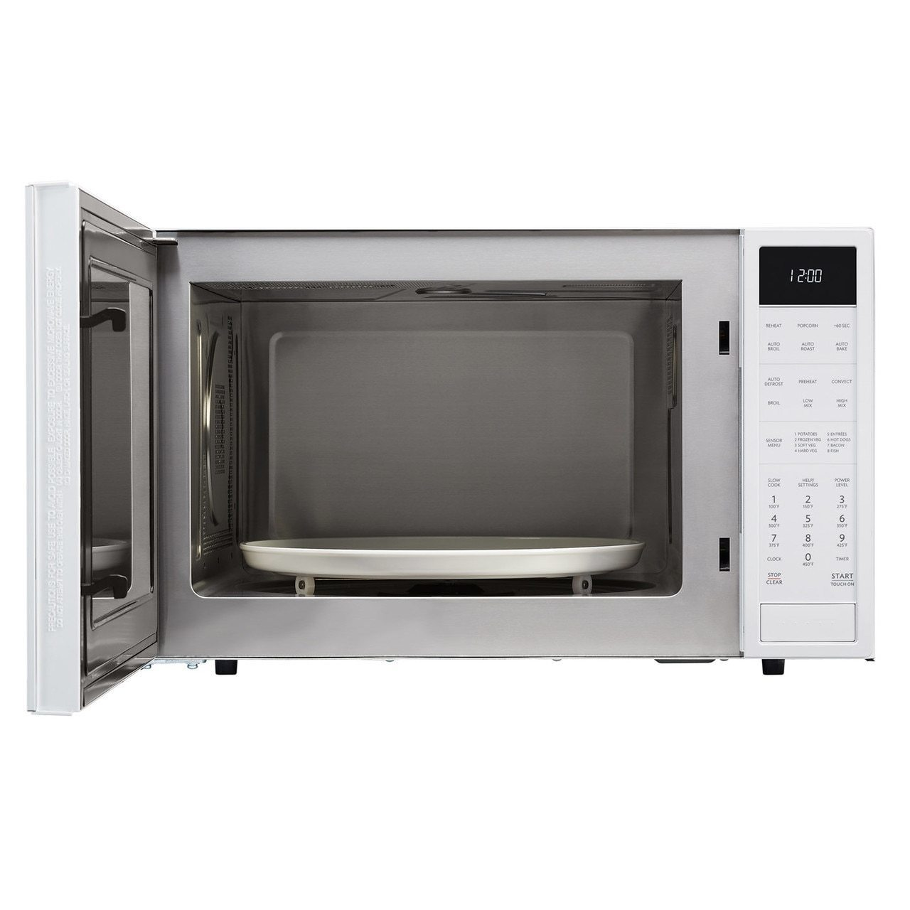 Carousel Convection Microwave Oven