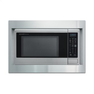 "Sharp Appliances27"" Built-in Microwave Oven Trim Kit"