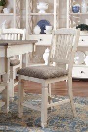 Bolanburg - Antique White Set Of 2 Dining Room Barstools Product Image