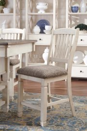 Bolanburg - Antique White Set Of 2 Dining Room Barstools Product Image