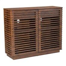 Linea Cabinet Walnut