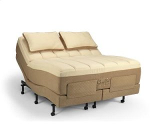 TEMPUR-Contour Collection - GrandBed - Split King