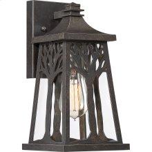 Wildwood Outdoor Lantern in Imperial Bronze