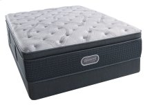 BeautyRest - Silver - Comfort Gray - Summit Pillow Top - Luxury Firm - Cal King