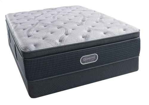 BeautyRest - Silver - North Cape - Summit Pillow Top - Luxury Firm - Twin