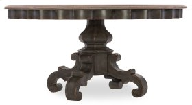 Dining Room Arabella 60in Round Pedestal Dining Table
