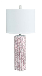 Ceramic Table Lamp (2/CN) Product Image
