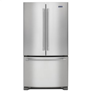 MAYTAG36- Inch Wide Counter Depth French Door Refrigerator - 20 Cu. Ft.