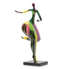 Running Statue