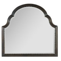 Bedroom Treviso Shaped Landscape Mirror Product Image
