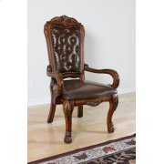 OFFICE ARM CHAIR W/PU Product Image