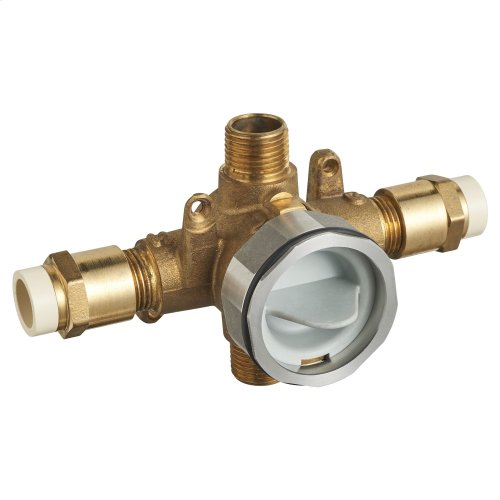 Flash Shower Rough-in Valve with CPVC Inlets/Universal Outlets  American Standard -