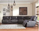 McCaskill - Gray 3 Piece Sectional Product Image