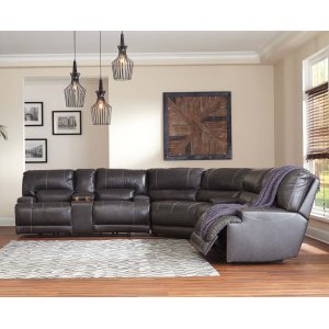 Ashley Furniture Mccaskill - Gray 3 Piece Sectional