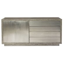 Malvern Buffet in Rustic Gray