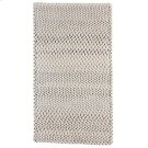 Dramatic Static Foggy Day Braided Rugs Product Image