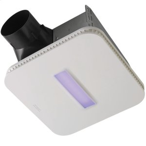 BroanSurfaceShield Vital Vio® Powered 110 CRM Bathroom Exhaust Fan w/ LED **COMING EARLY 2020**