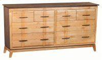 DUET 70W Low Addison Dresser Product Image