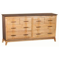 DUET 70W Low Addison Dresser Product Image