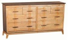 DUET 70W Low Addison Dresser