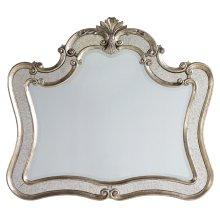 Bedroom Sanctuary Shaped Mirror