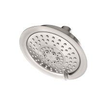 Brushed Nickel Universal Trim 5-Function Raincan Showerhead