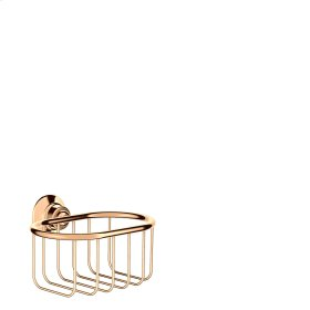 Polished Bronze Corner basket 160/101