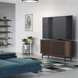 Bdi FurnitureMedia Console 9650 In Environmental