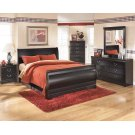 Huey Vineyard - Black 3 Piece Bed Set (Queen) Product Image