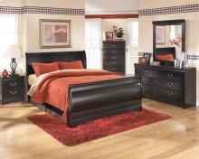 Huey Vineyard - Black Bedroom Set