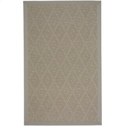Savanna-Silver Mist Canvas Taupe Machine Woven Rugs