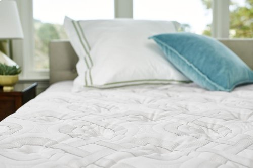 Response - Premium Collection - Satisfied - Cushion Firm - Euro Pillow Top - Twin - Mattress Only