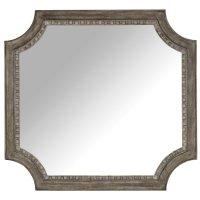Bedroom True Vintage Shaped Mirror Product Image