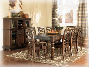 Ash4724 In By Ashley Furniture In Parma Oh Rect Dining