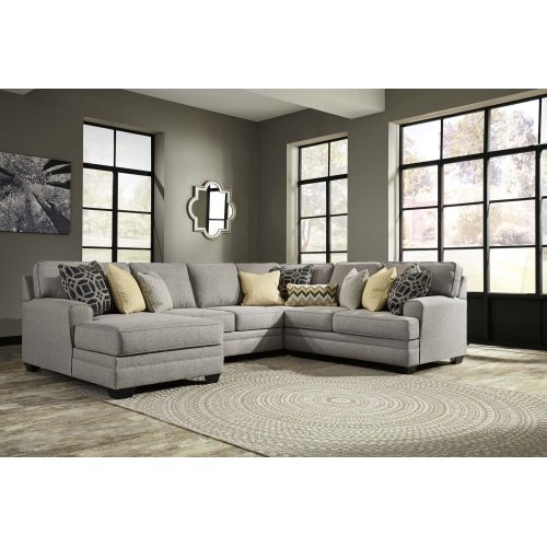 Cresson IV Short Sectional Left