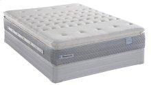 Posturepedic - Pebble Sand - Plush - Euro Pillow Top - Queen