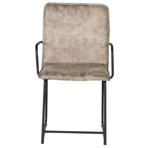 Wilson Arm Chair Taupe