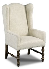 Dining Room Host Wing Back Dining Chair