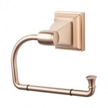 Stratton Bath Tissue Hook - Brushed Bronze