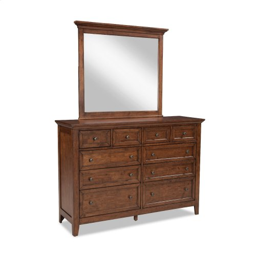 San Mateo 10 Drawer Dresser